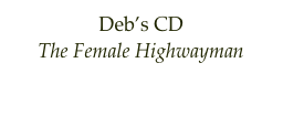 Deb's CD